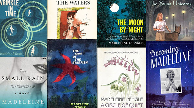 Books by or about Madeleine L'Engle