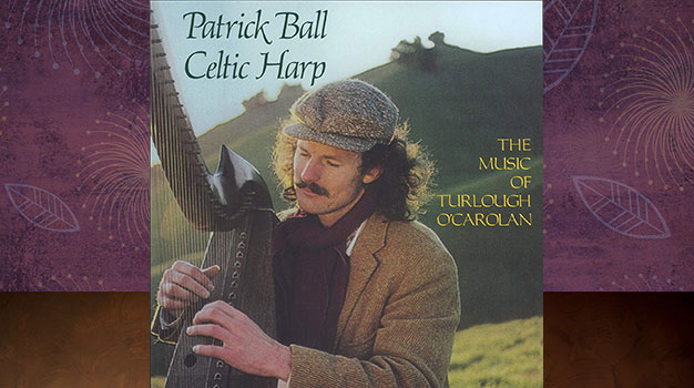 Patrick Ball Celtic Harp