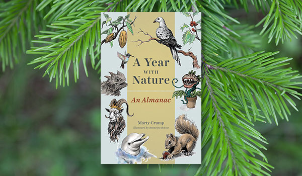 A Year with Nature: an Almanac by Marty Crump