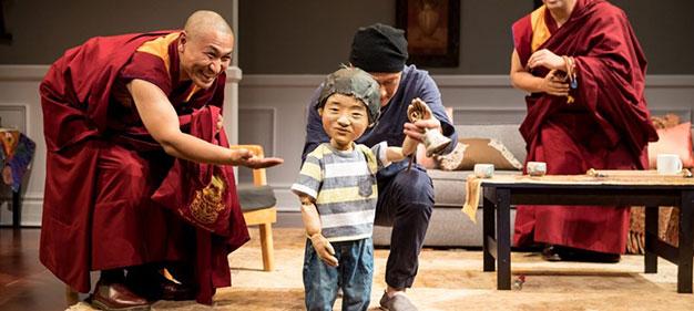 Puppeteer Masanari Kawahara