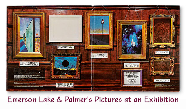 Emerson Lake & Palmer's Pictures at an Exhibition