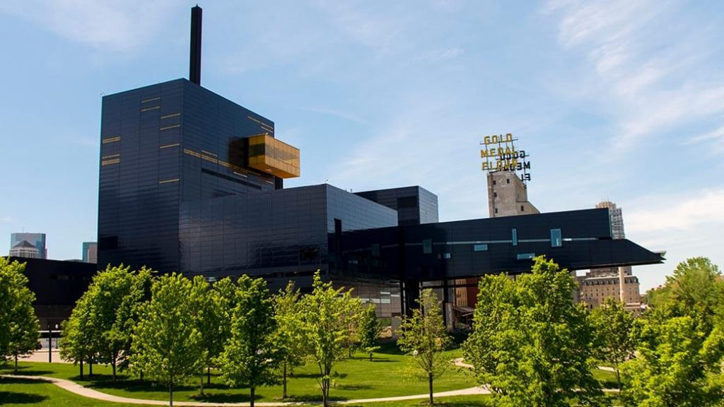The Guthrie Theater, Minneapolis, MN