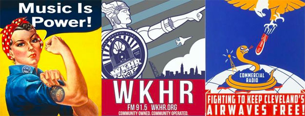 WKHR internet streaming radio