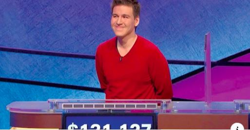 James Holzhauer on Jeopardy