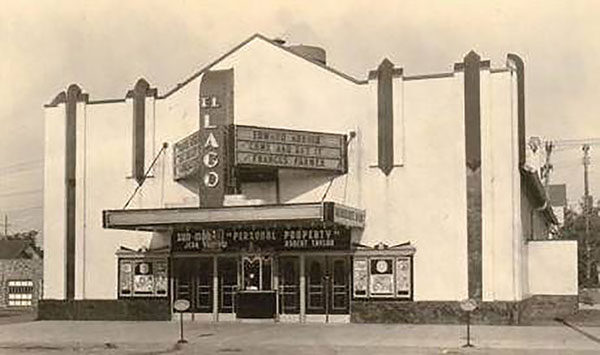 El Lago Theater