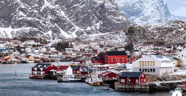 Norwegian koselig