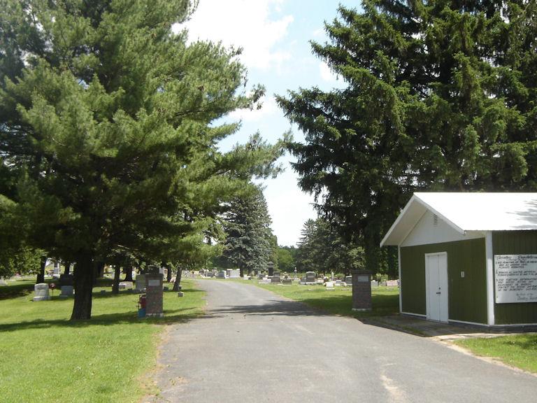 Glenwood Hills Cemetery