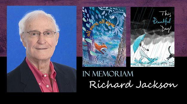 Richard Jackson editor author